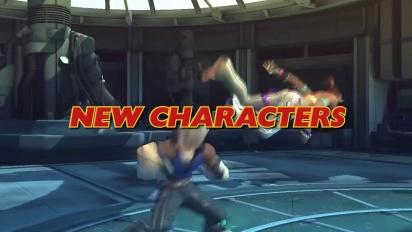 Tekken Revolution - New Characters Lee & Christie Update 1.3 Highlights