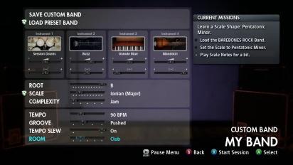 Rocksmith 2014 - Session Mode Tutorial Trailer