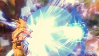 Dragon Ball Xenoverse 2 - DLC Pack 1 Trailer