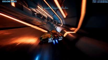 Antigraviator - Speed Feature Trailer