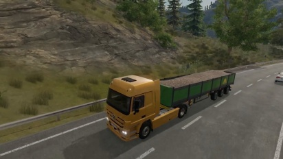 Truck Driver - Feature Showcase: Missions