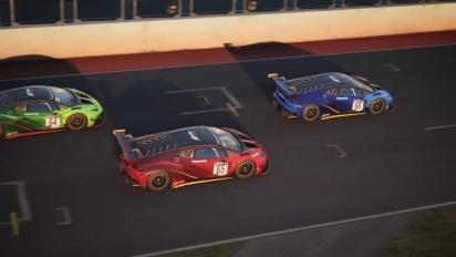 Lamborghini eSports - The Real Race 2021 Announcement