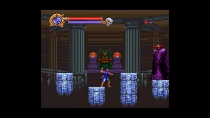 Castlevania Advance Collection - Castlevania: Dracula X / Castlevania: Vampire's Kiss Trailer