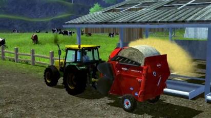 Farming Simulator 2013 - PS3 Trailer