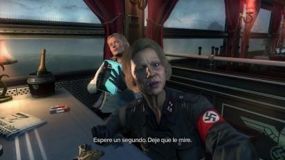 Wolfenstein: The New Order - tráiler En un Tren a Berlín (español)