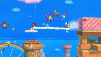 Yoshi's Woolly World - E3 2014 Trailer