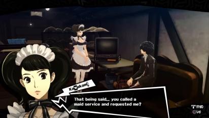 Persona 5 - Confidant Sadayo Kawakami