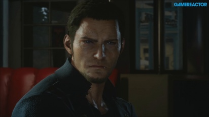 FFXV DLC Episode: Gladiolus - Gameplay
