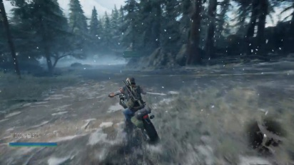 Days Gone - Alternate E3 2017 Demo