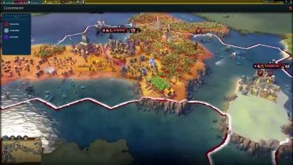 Civilization VI: Rise and Fall - Spring 2018 Developer Update