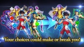 SAINT SEIYA SHINING SOLDIERS Official Trailer 2