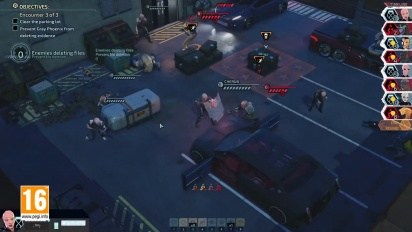 Xcom: Chimera Squad - Gameplay Overview