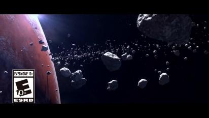 Stellaris: Console Edition - Lithoids Release Date Trailer