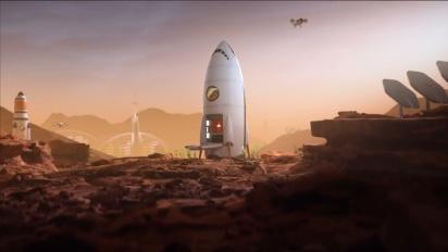 Surviving Mars - 2021 Content Teaser