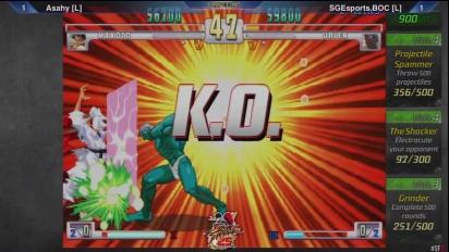 Street Fighter - 25th Anniversary Tournament Qualifiers Trailer