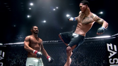 EA SPORTS UFC Official E3 2013 Trailer - Feel The Fight