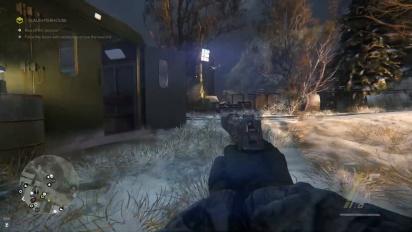 Sniper: Ghost Warrior 3 - Gameplay Slaughterhouse Walkthrough