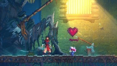 Dead Cells - The Bad Seed Gameplay Trailer
