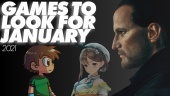 Games to Look For - January 2021