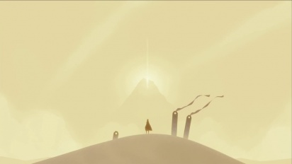 Journey - PS4 Announcement Trailer