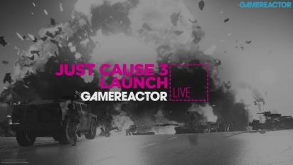 Just Cause 3 15.12.15 - Livestream Replay