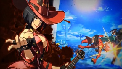 Guilty Gear Xrd: Revelator - Launch Date Trailer