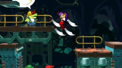Shantae: Half-Genie Hero - Launch trailer