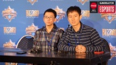 Hearthstone World Championship - SamuelTsao Press Conference