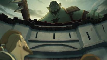 Extinction - Animated Story Trailer