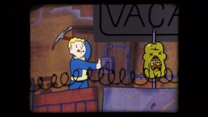 Fallout 76 - CAMP Trailer