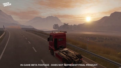 Truck Driver - Development Update #1