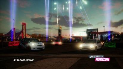 Forza Horizon - Honda Challenge Car Pack Trailer