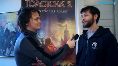 Magicka 2 - Associate Producer Interview