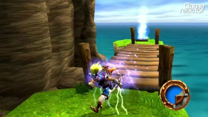 Jak and Daxter: The Trilogy - Jak First 10 Minutes