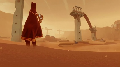 Journey - Developer diary: Reaching the Summit