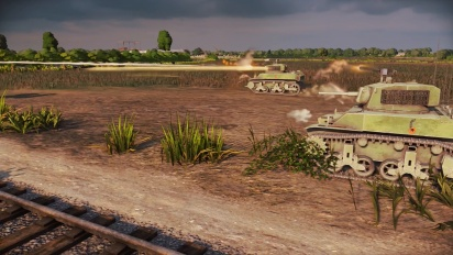 Steel Division: Normandy 44 - Release Trailer