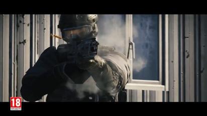 Ghost Recon: Wildland - Ghost War Open Beta Trailer