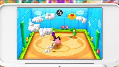 Mario Party: The Top 100 - Announcement Trailer - Nintendo 3DS