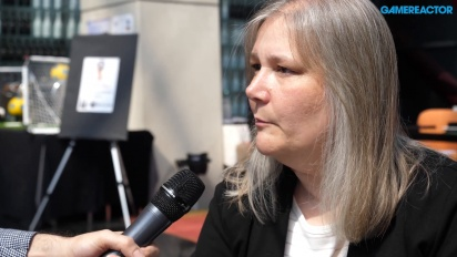 Amy Hennig - Gamelab 2018 Honor Award Interview