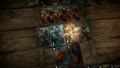 Thronebreaker: The Witcher Tales - Gameplay Trailer