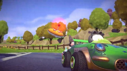 Garfield Kart: Furious Racing  - Launch Trailer