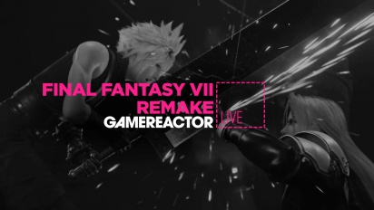 Final Fantasy VII: Remake - Livestream 2 Replay
