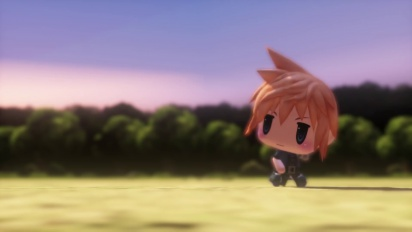 World of Final Fantasy - Jump Festa Trailer
