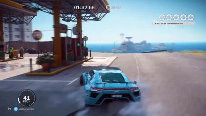 Just Cause 3 - Salrosa Sprint Challenge