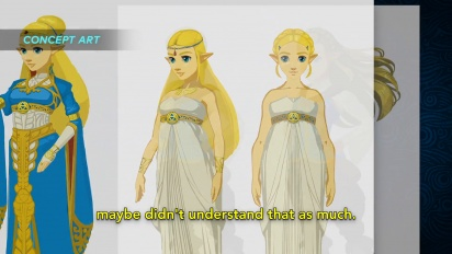 The Legend of Zelda: Breath of the Wild - Making of: Story and Characters