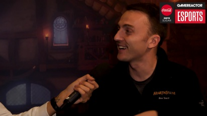 Hearthstone World Championship 2018 - Matt Wyble Interview