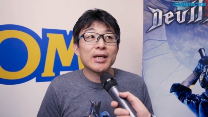 Devil May Cry 5 - Hideaki Itsuno and Matthew Walker Interview