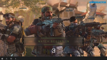 Call of Duty: Black Ops 4 - Team Deathmatch Hacienda Gameplay