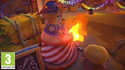 Overcooked! 2 - Carnival of Chaos DLC Launch Trailer