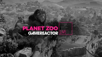 Planet Zoo - Livestream Replay